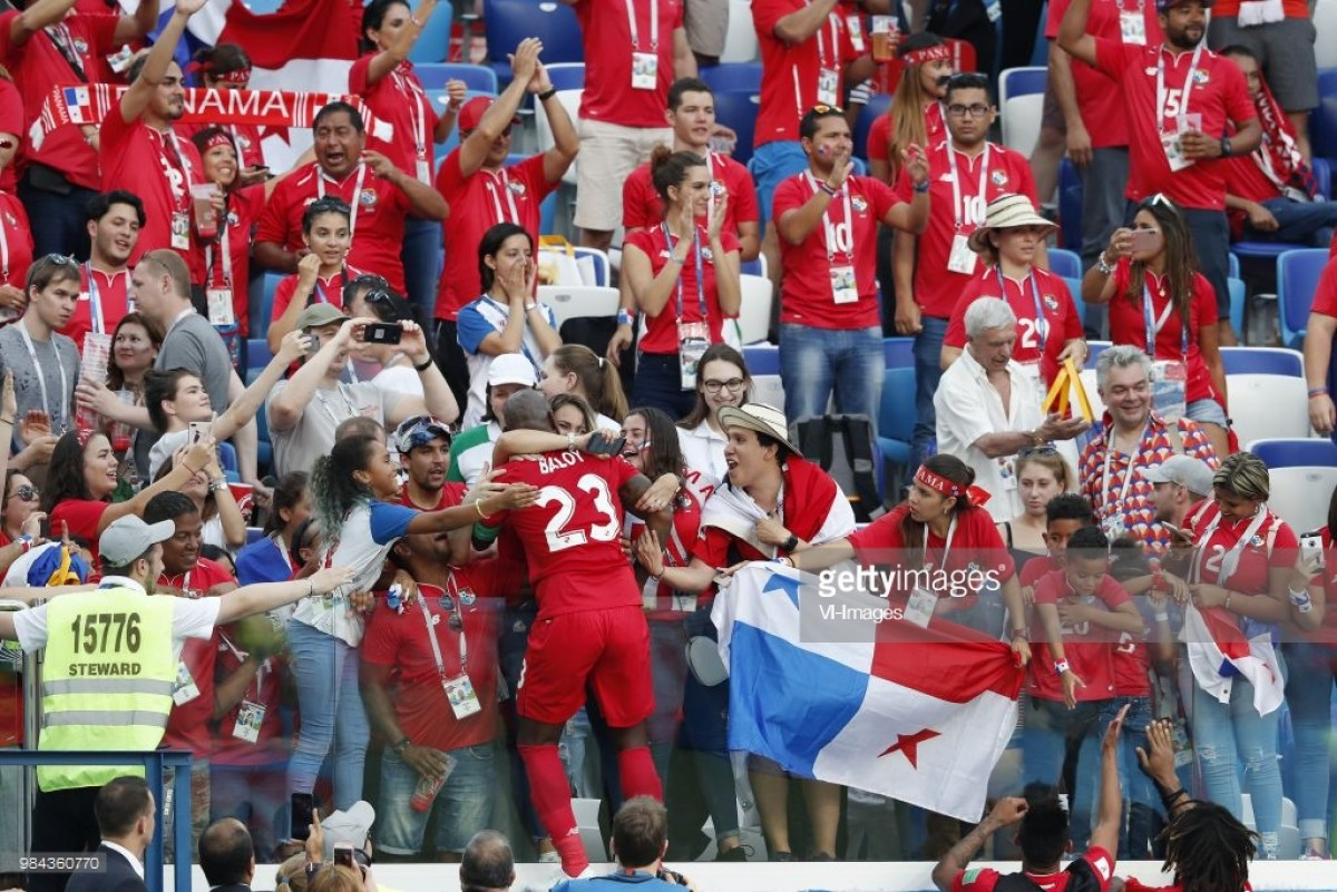 The Jekyll and Hyde story of Panama's World Cup