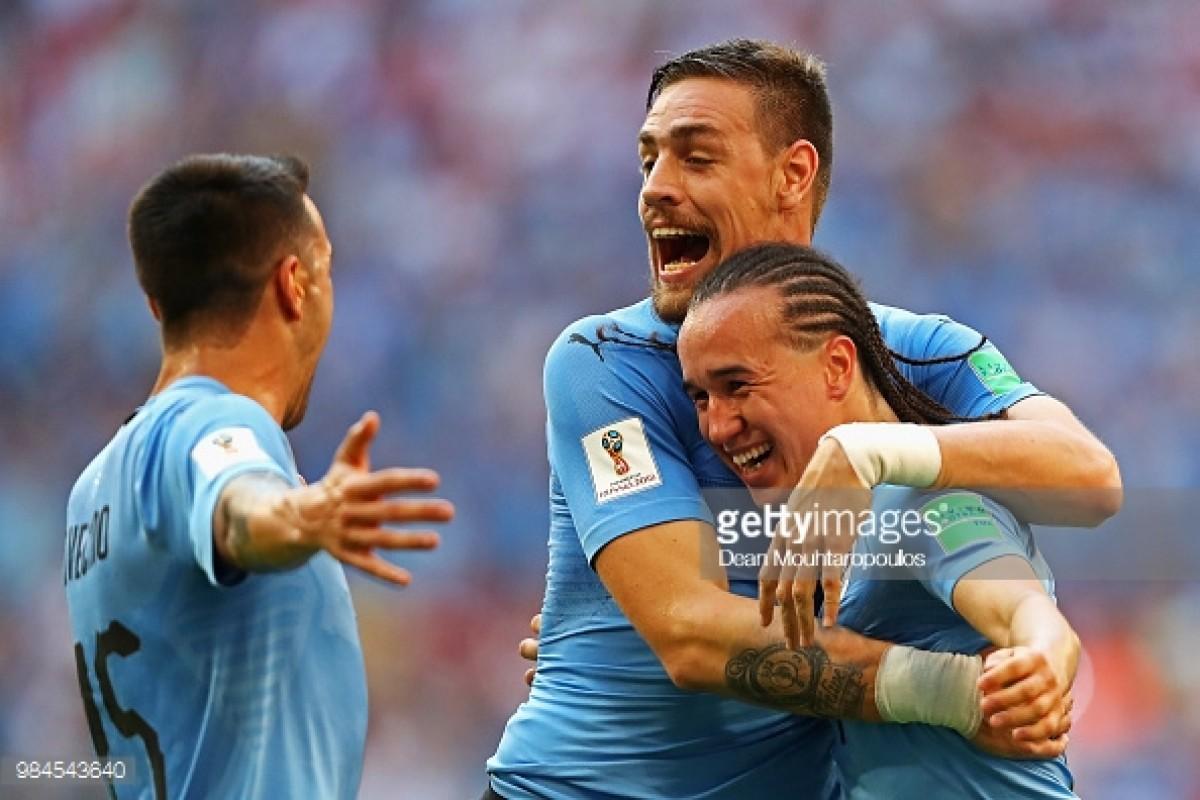 Uruguay vs Portugal Preview: La Celeste looking to upset Ronaldo and co. in Sochi
