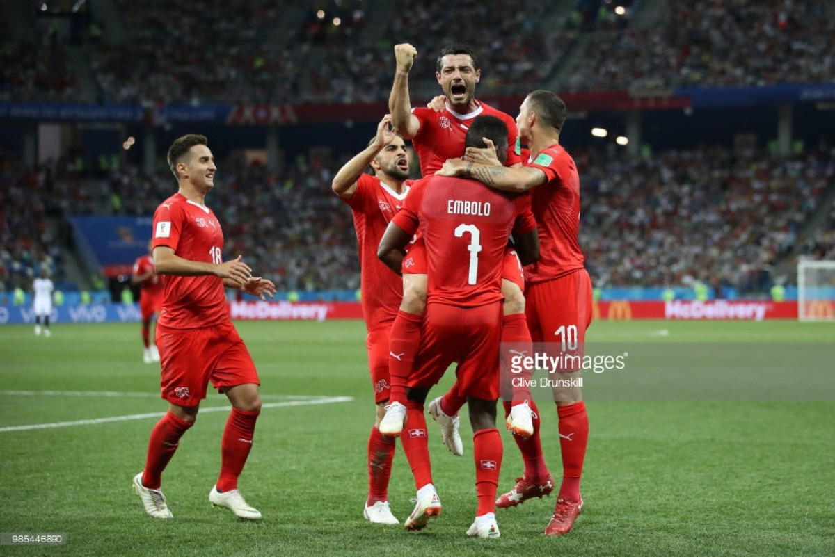 Switzerland 2-2 Costa Rica: Late drama awards Costa Rica a first point as Swiss progress