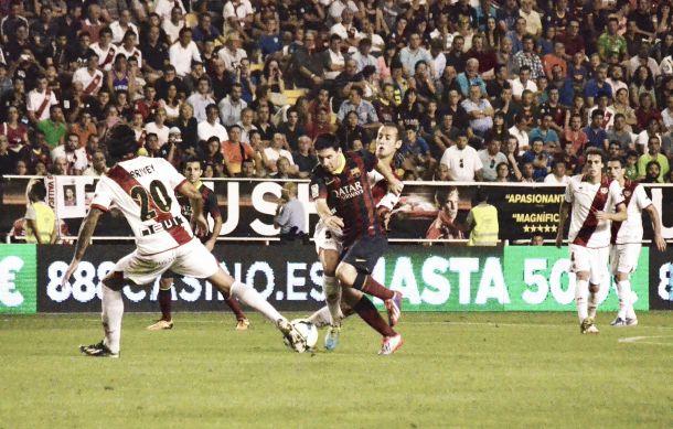 FC Barcelona - Rayo Vallecano: a por la victoria luchando por la posesión