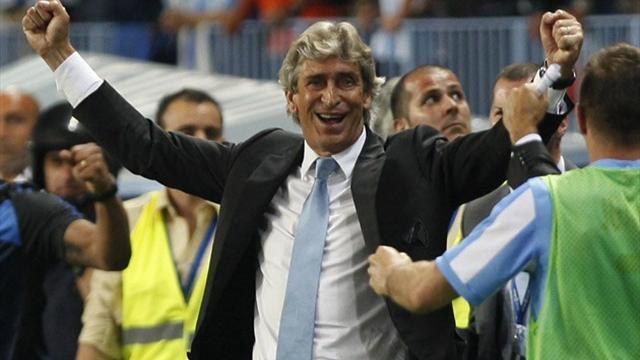 Futuro incerto do Málaga preocupa treinador