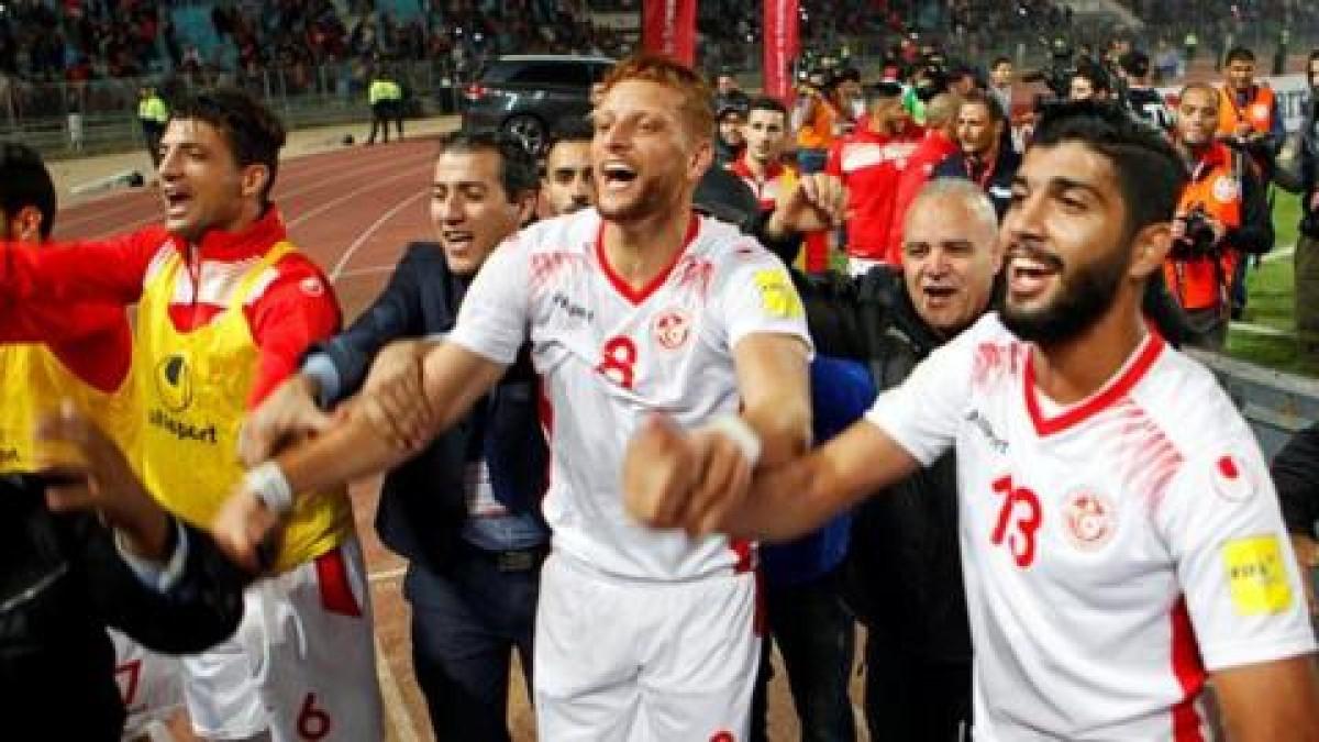 Mondiali Russia 2018: i 23 convocati della Tunisia