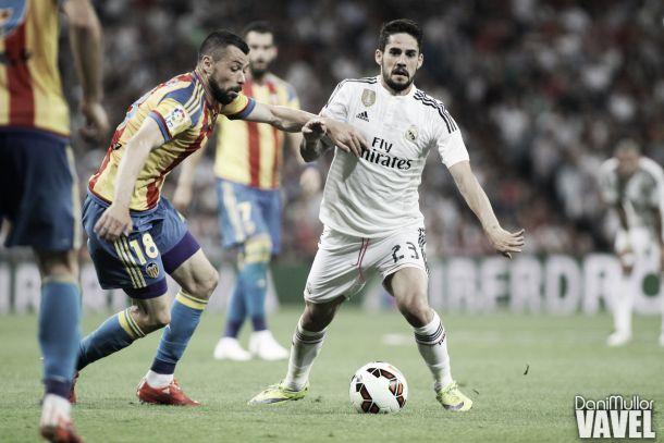 Il Real si ferma al Bernabeu. 2-2 col Valencia, addio titolo