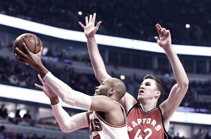 Nba - Orgoglio Bulls, Toronto cade ancora (105-94)