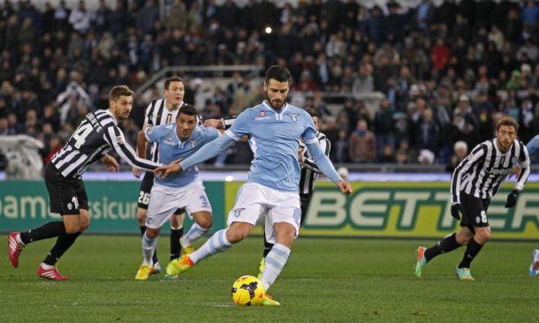 Em jogo movimentado, Lazio e Juventus empatam em Roma