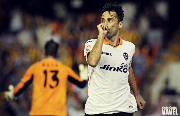 Jonas se desvincula del Valencia CF