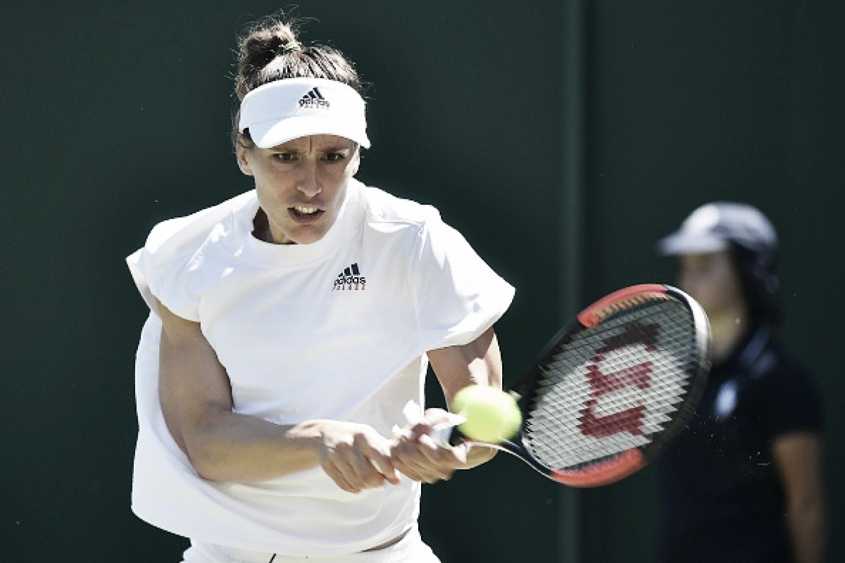 Wimbledon: Andrea Petkovic advances at the expense of seeded Zhang Shuai