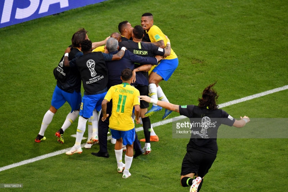 Brazil 2-0 Mexico: Seleção progress to quarter-finals following tough last-16 game