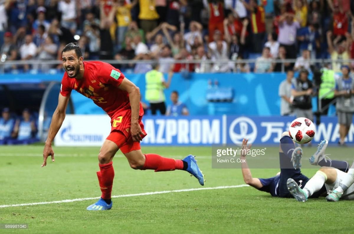 Belgium 3-2 Japan: Late Chadli winner breaks Japanese hearts