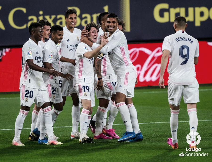 Odriozola debuta como goleador en LaLiga