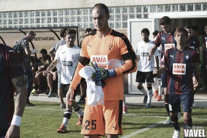 Guía VAVEL Eibar 2017/18: Marko Dmitrović, un serbio en Guipúzcoa