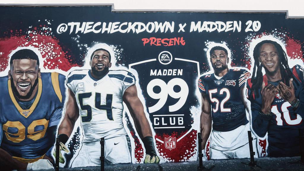 Ea sports revela las medias de los jugadores para Madden 20
