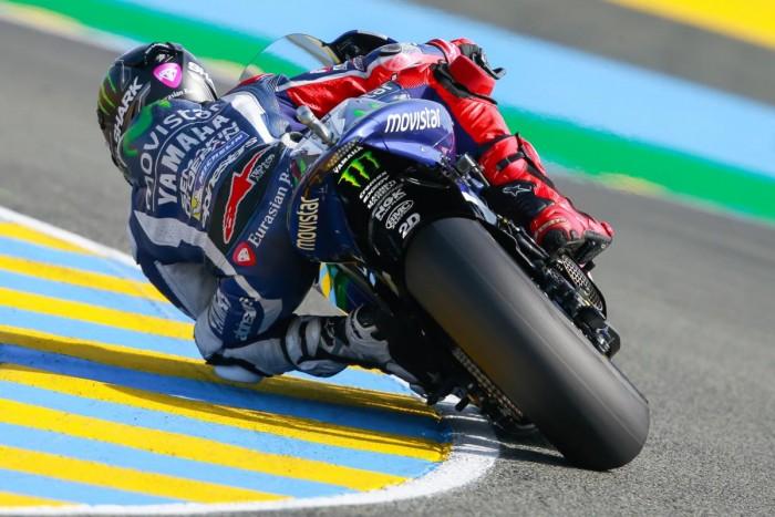 MotoGp,a Le Mans trionfa Lorenzo davanti a Rossi e Vinales, out le Ducati