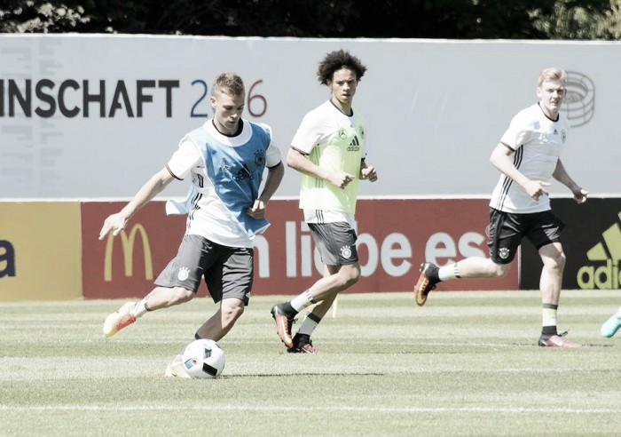 Alemanha e Eslováquia realizam últimos testes em amistoso preparatório para Euro 2016