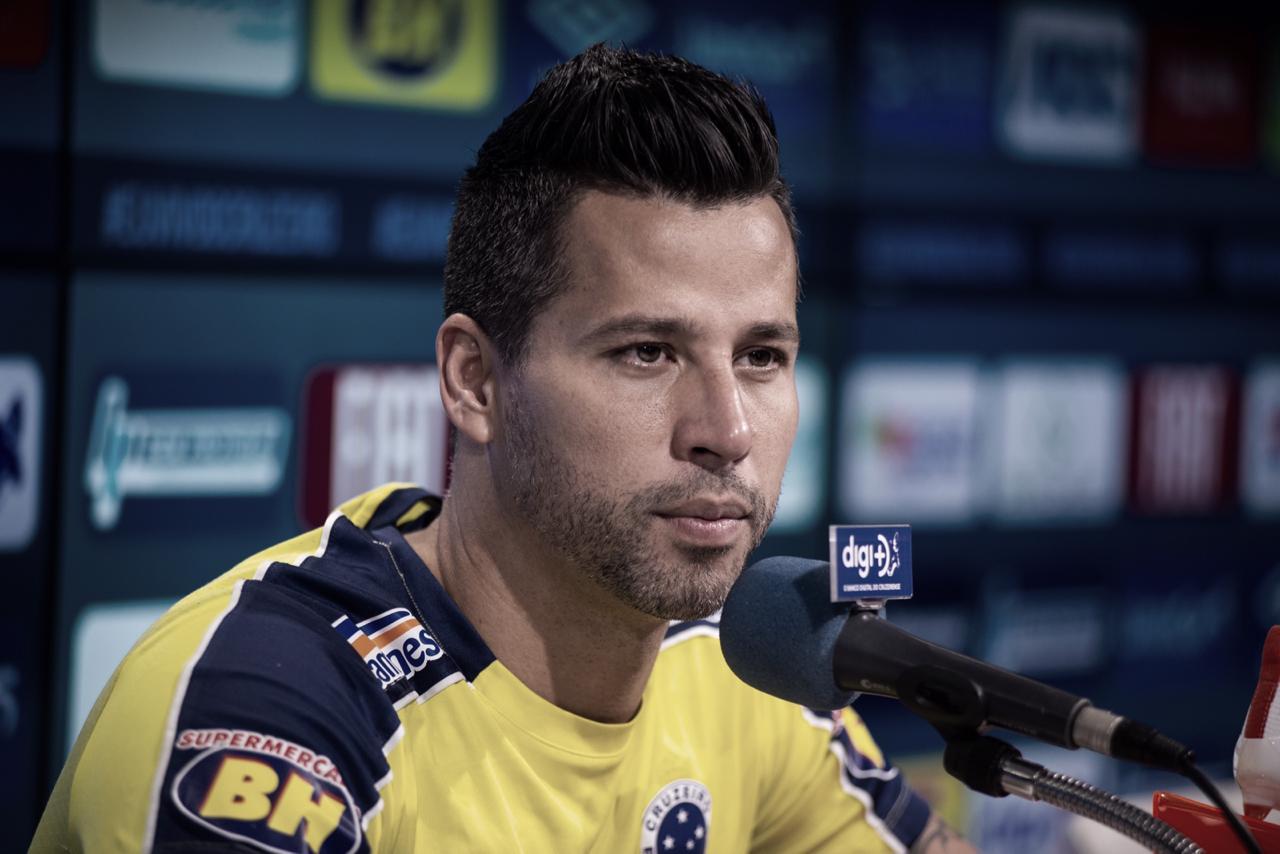 Fábio ressalta lição da eliminação para sequência de jogos do Cruzeiro