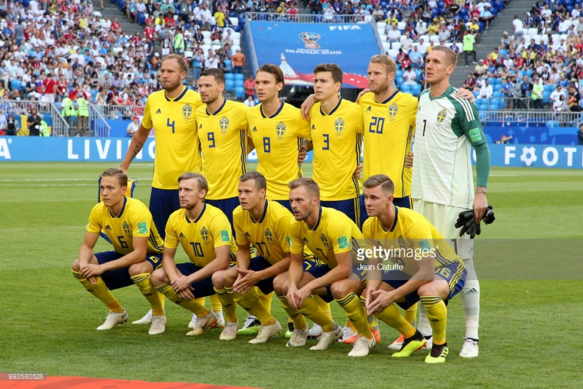 Sweden player ratings as Robin Olsen could not prevent them from heading home