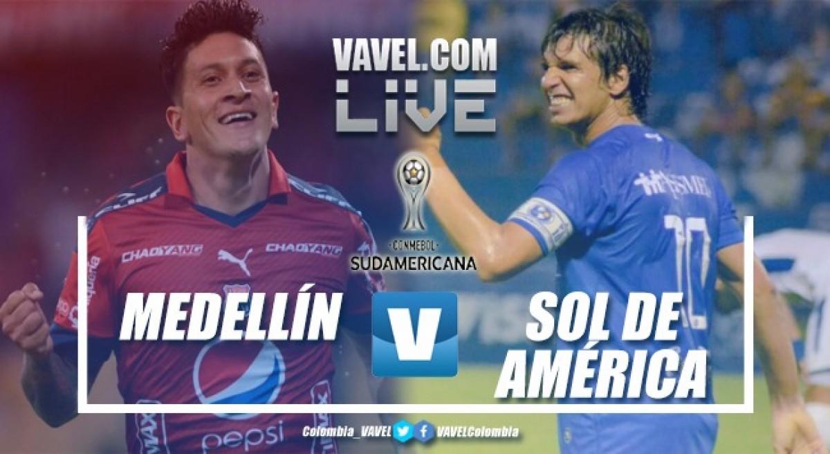 Resumen Independiente Medellín vs Sol de América (3-1)