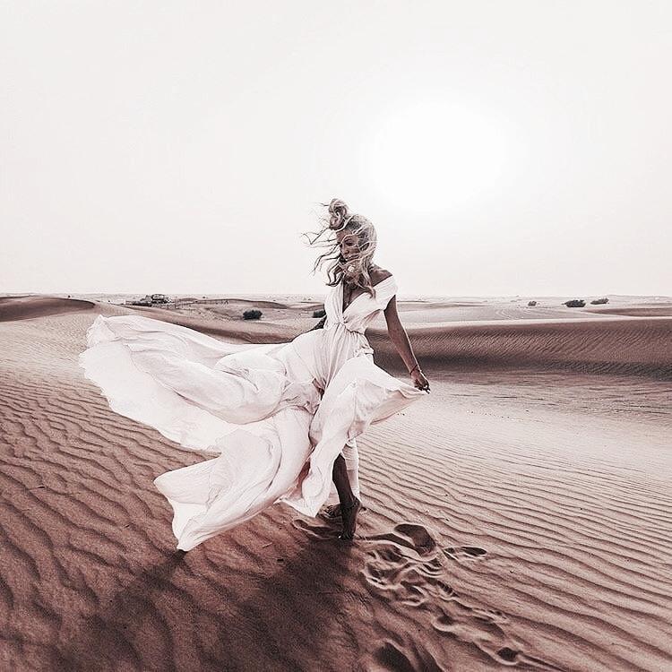 El desierto llega a Zara