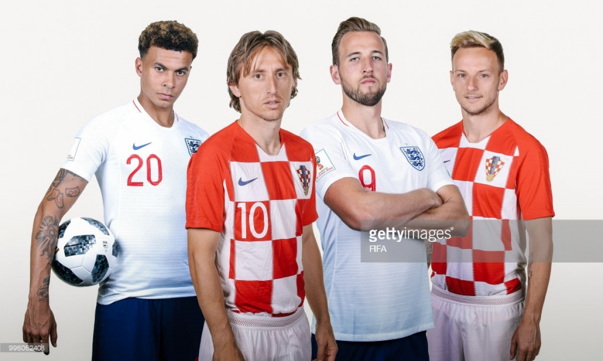 England vs Croatia Preview: Three Lions seek historic Moscow finale