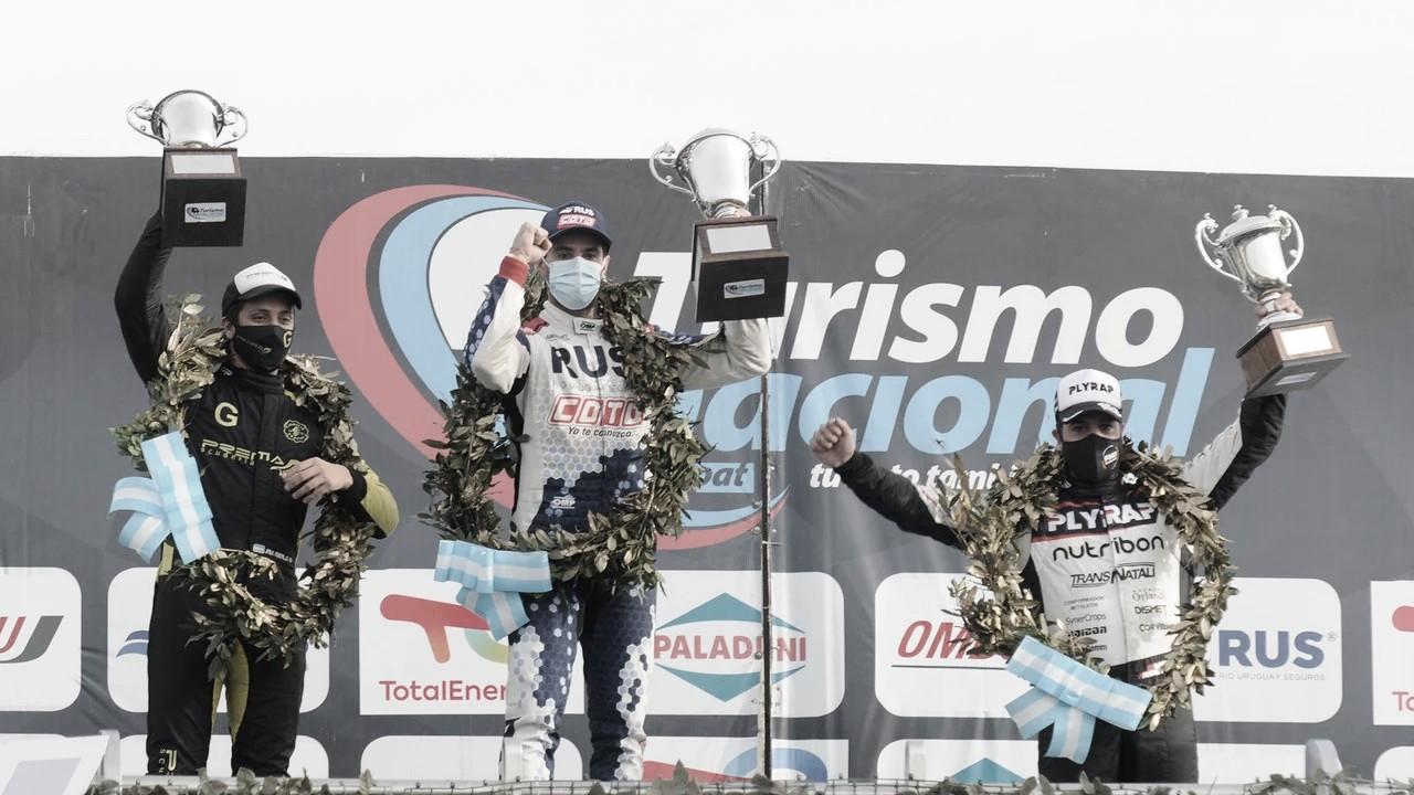 Enorme victoria de Urcera en la Plata