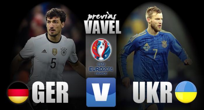 Campeã mundial, Alemanha estreia na Eurocopa diante da Ucrânia