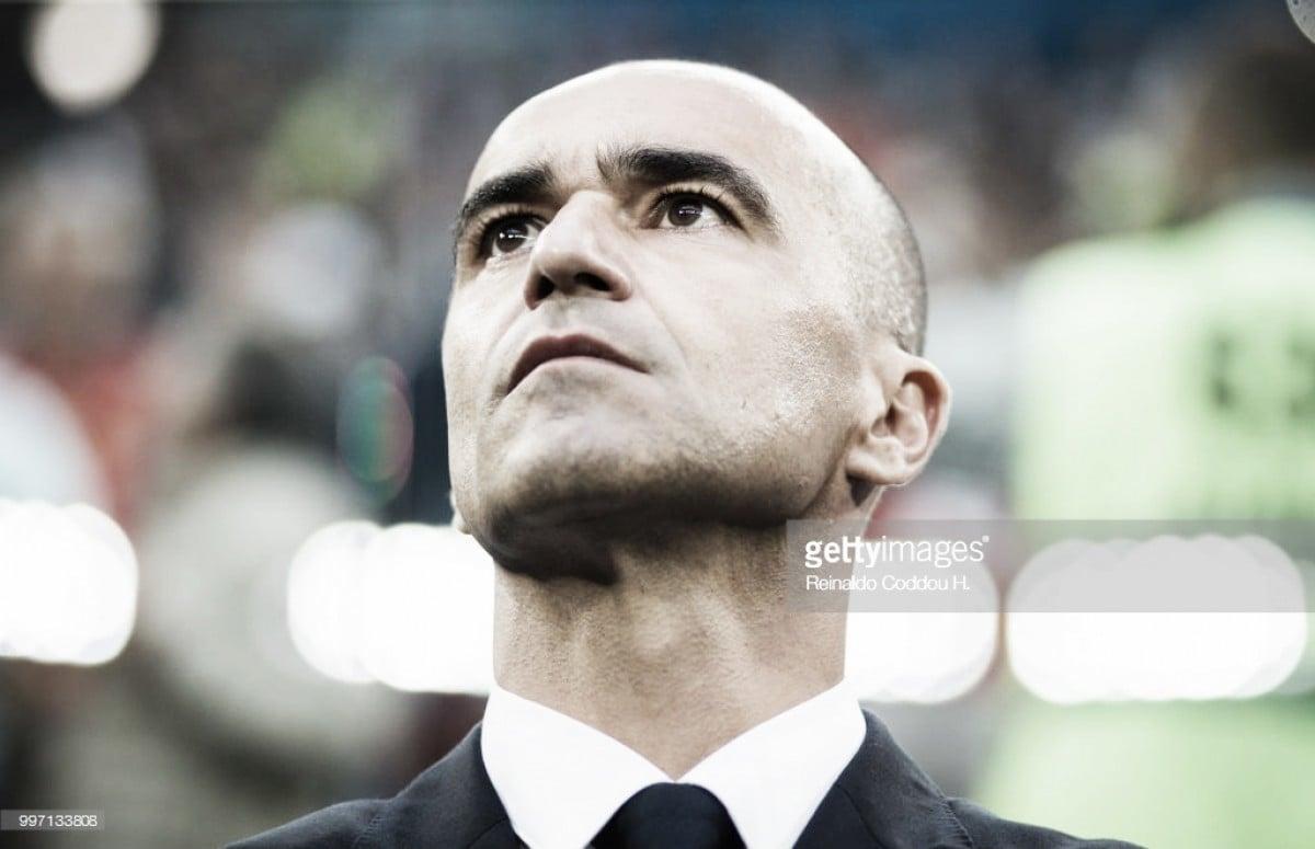 """Roberto Martínez: """"El partido estuvo muy cerrado y se decidió por un detalle"""""""