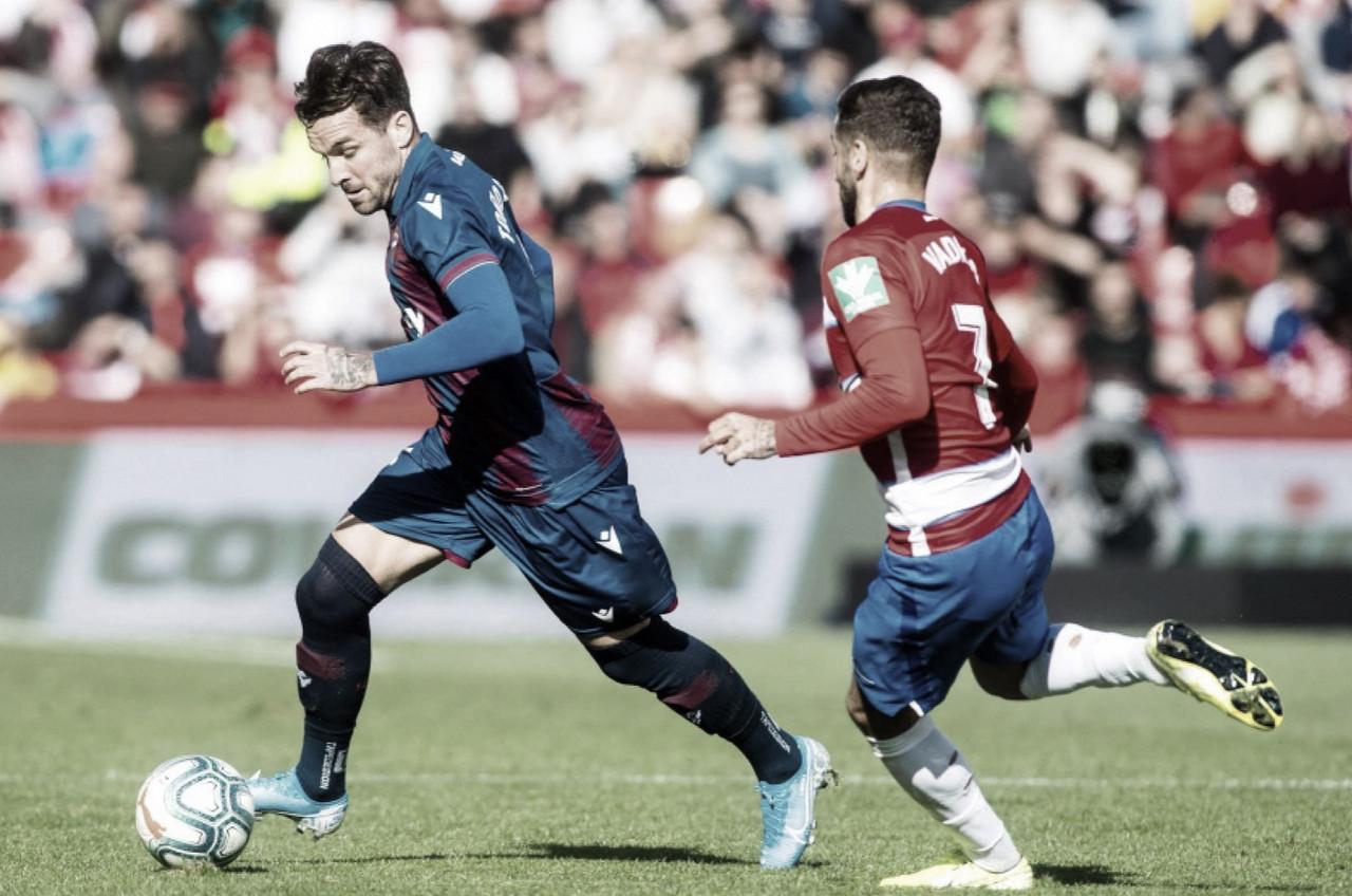 Previa Levante - Granada: más que 3 puntos
