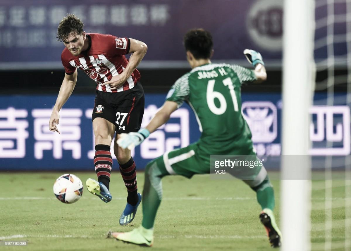 Los Saints salen victoriosos del amistoso ante el Jiangsu Suning