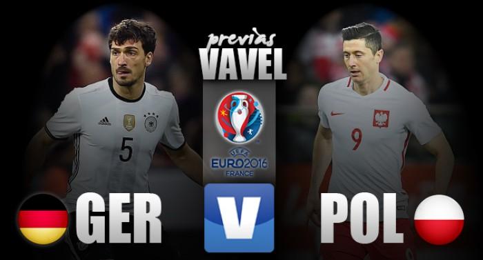 Alemanha enfrenta Polônia buscando classificação para segunda fase da Eurocopa