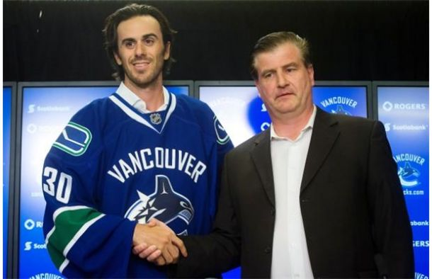 2014 NHL Costless Agency: Pacific Division Roundup