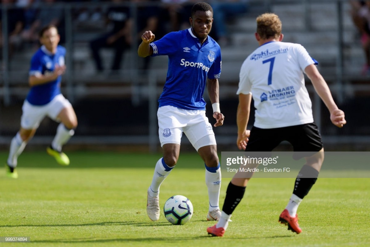 Everton reportedly reject RB Leipzig bids for Ademola Lookman