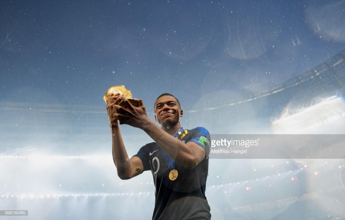 Mundial 2018: as figuras da prova