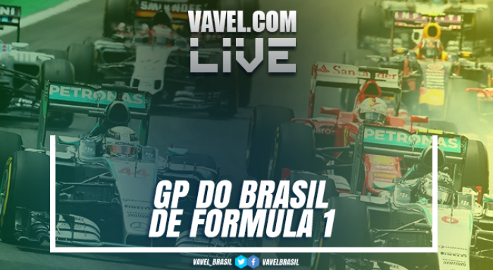 Grande Prêmio do Brasil de F1 ao vivo online