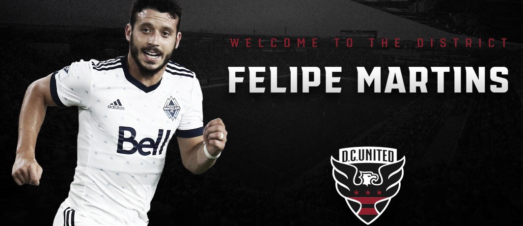 Felipe Martins vuelve al Este