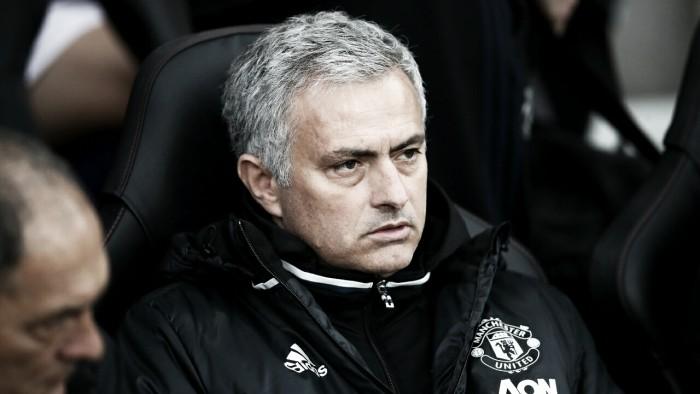 """José Mourinho: """"Estoy feliz con los jugadores"""""""