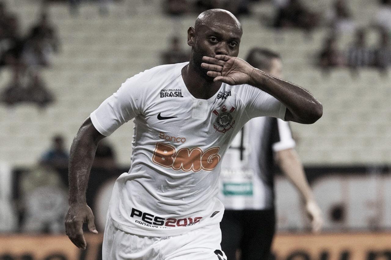 Com ótima atuação, Corinthians vence Ceará e constrói vantagem na Copa do Brasil