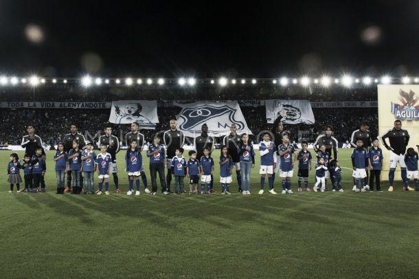 Millonarios, Liga Águila 2015-I: Mejor repunte luego de altibajos