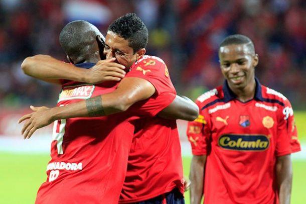 Medellín le ganó a Patriotas y subió a lo más alto de la tabla