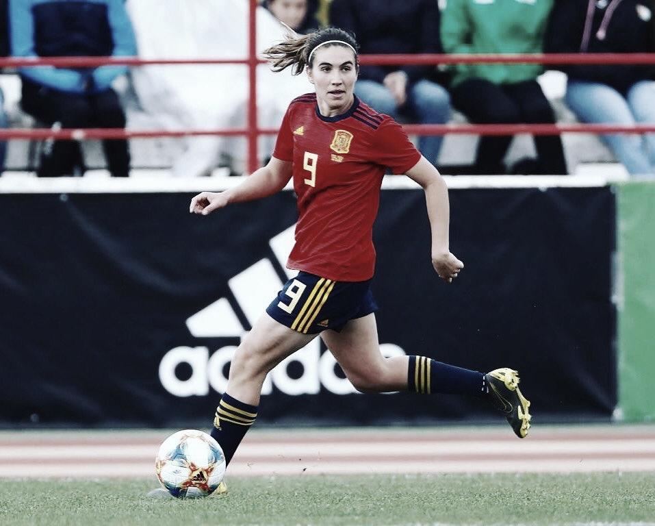 "Mariona Caldentey: ""Quería jugar a fútbol casi desde que tengo memoria"""