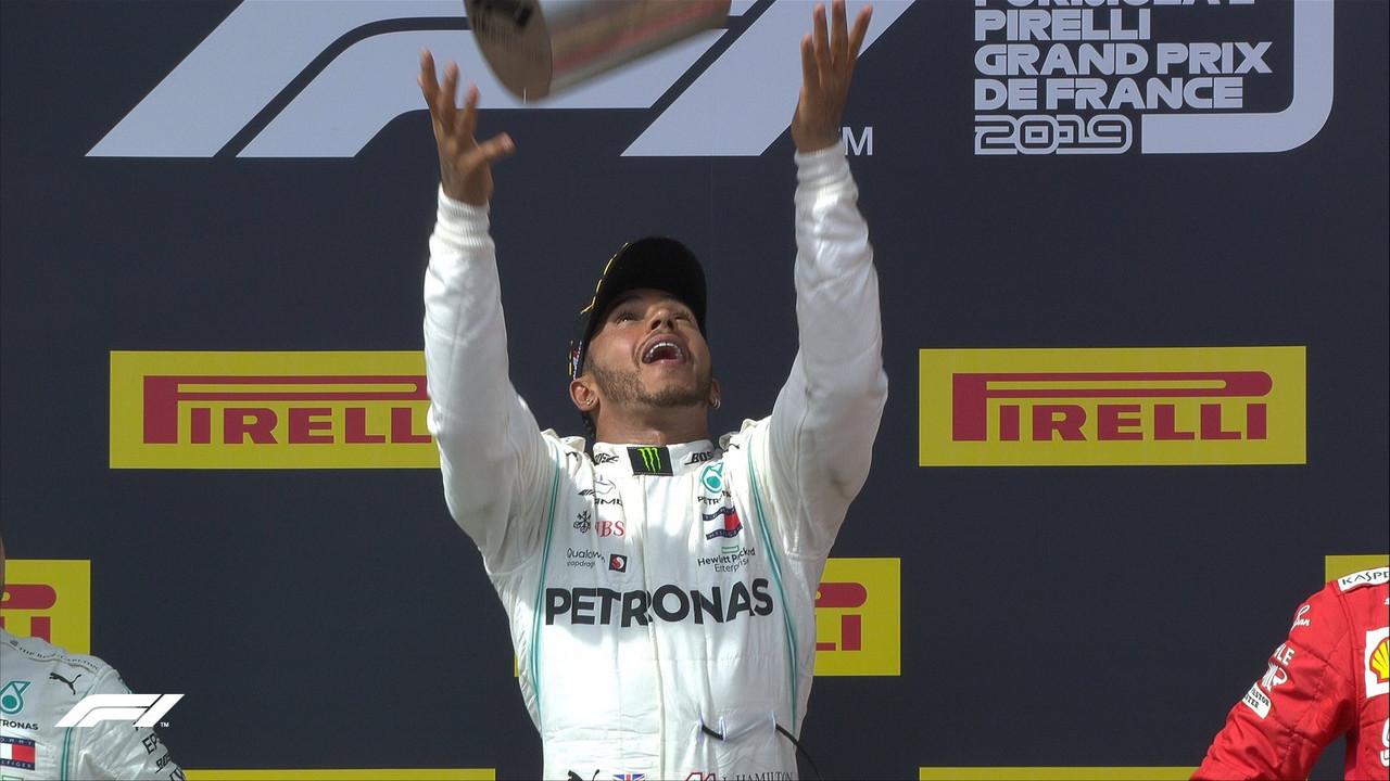 F1, Gp di Francia- Le nostre Pagelle