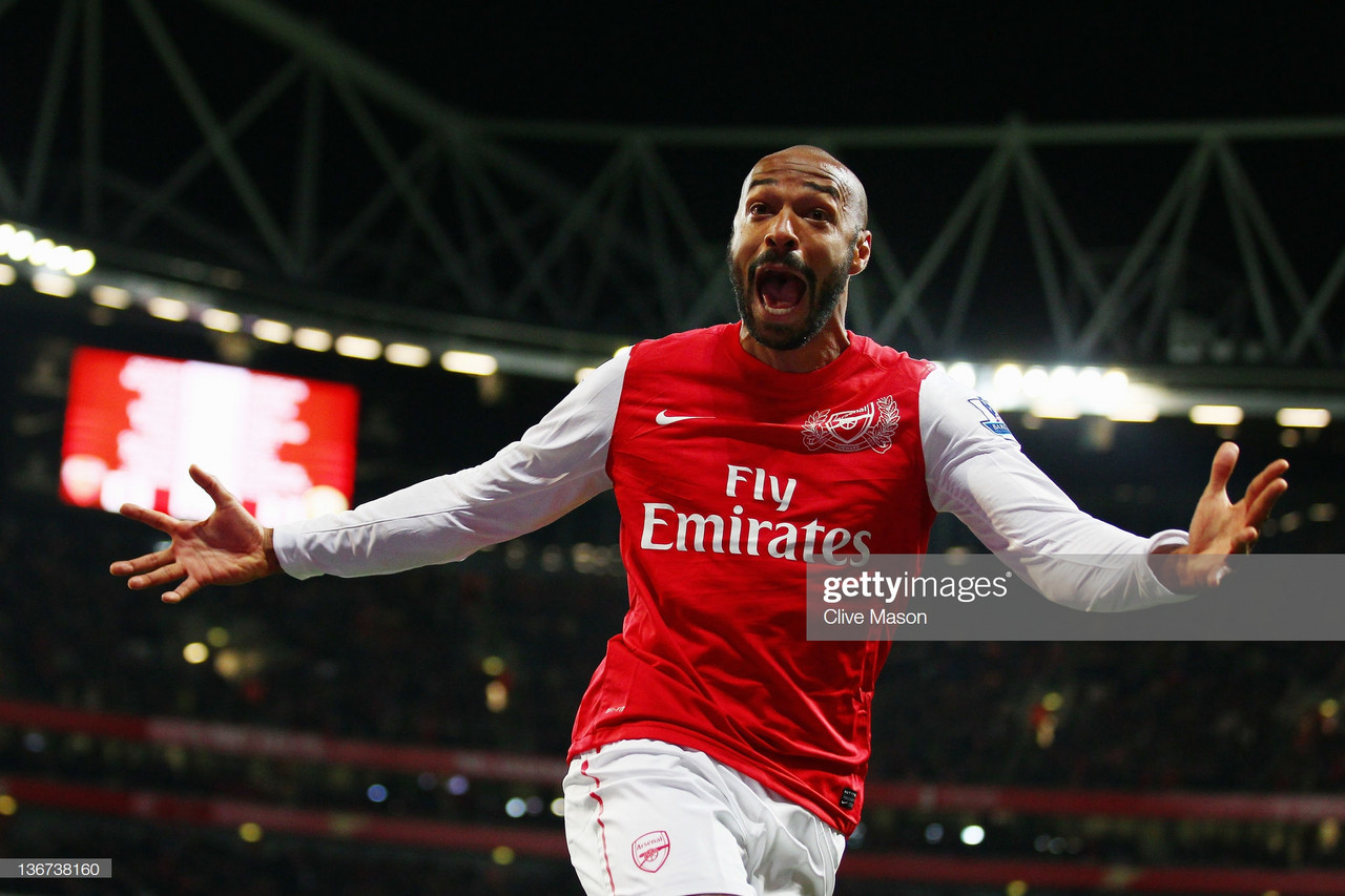 Rewind: The night Arsenal's King Henry returned to beat Leeds