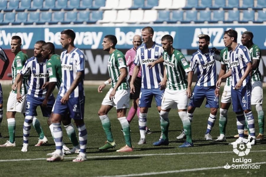 Previa Real Betis-Alavés: obligados a ganar