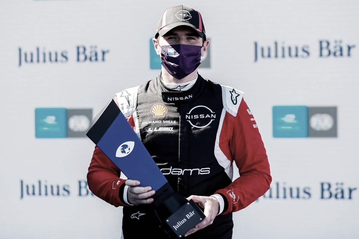 Fórmula E: Rowland crava a pole position no quinto ePrix de Berlim