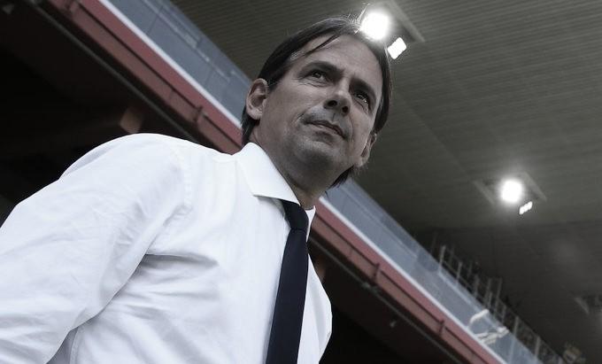 """Inzaghi: """"Tendremos especial cuidado con Vinicius"""""""