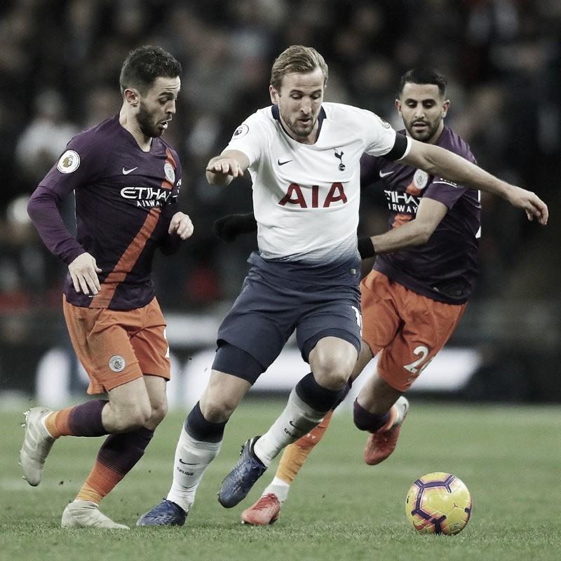 Resultado e gols de Tottenham x Manchester City pela Champions (1-0)
