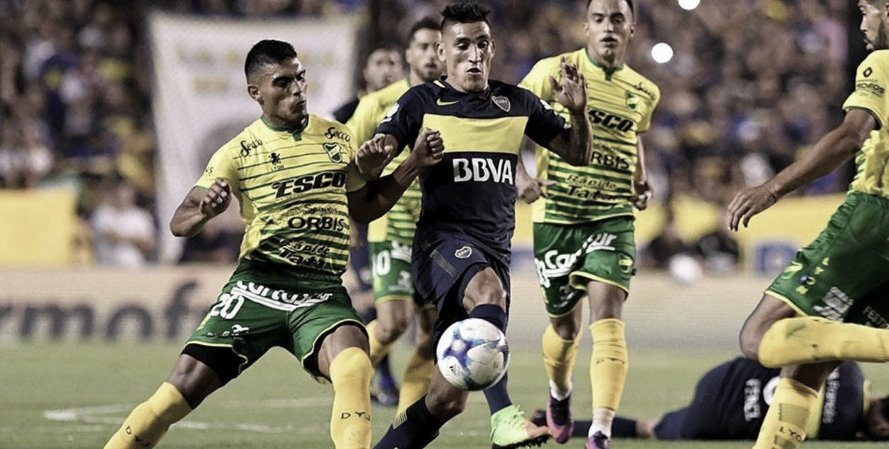 Defensa - Boca: la previa