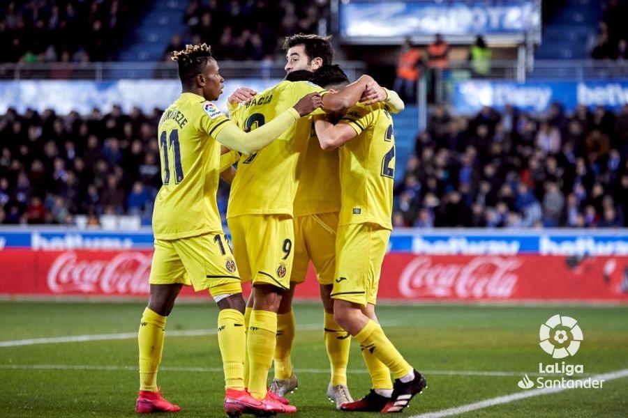 Previa Rayo Vallecano - Villarreal: ilusión por la Copa del Rey