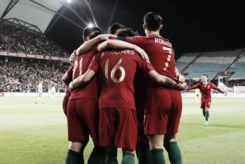 Gols e melhores momentos Luxemburgo 0x2 Portugal pelas Eliminatórias da Euro 2020