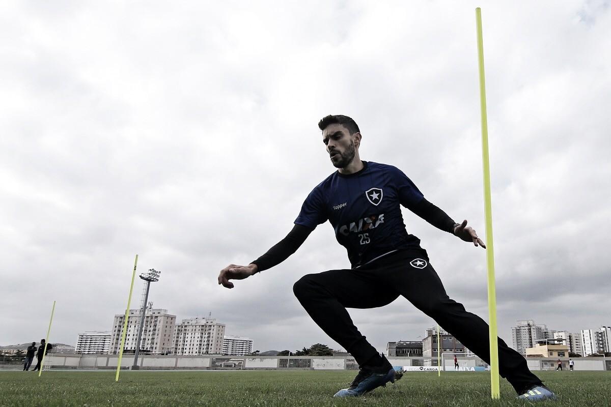 """Pimpão exalta Cássio após derrota do Botafogo: """"É um grande goleiro"""""""