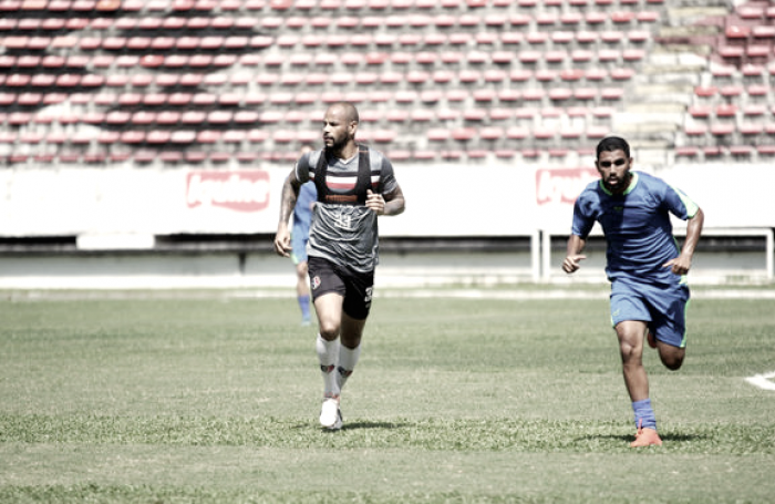 Júlio Sheik deixa Santa Cruz e se aposenta do futebol